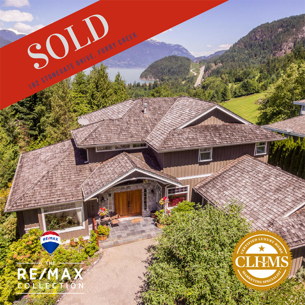 192 Stonegate Dr.Furry Creek sold by Barbara Gloor