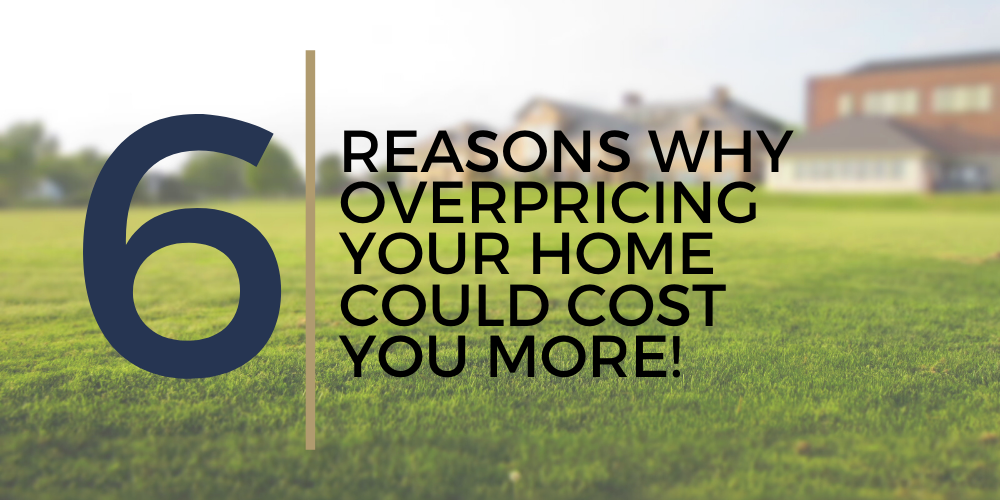 6 Reasons Why Overpricing Can Cost You More